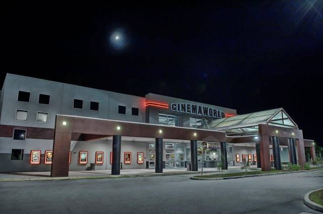 Cinemaworld West Melbourne 16