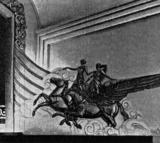 Detail of Proscenium.
