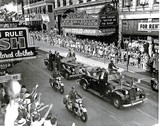 <p>FDR on his way to dedicate The Great Smoky Mountains National Park in September 1940</p>