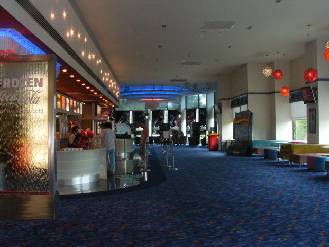 Foyer – Wallis Mitcham (7 Screens).