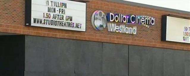 Dollar Cinemas Westland Marquee