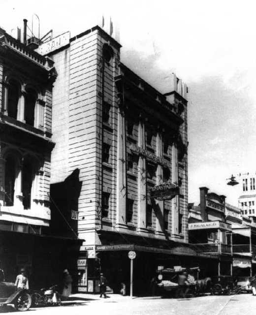 The Mayfair Theatre, formerly The Grand, latterly The Sturt.