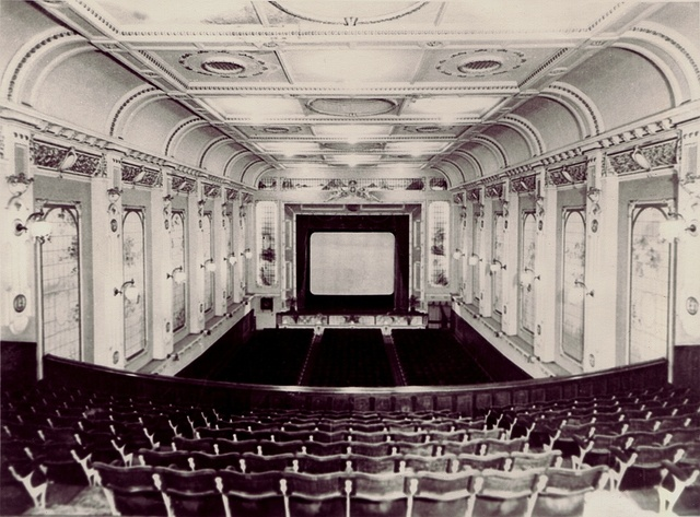 The Civic Theatre, before it became the New Civic.