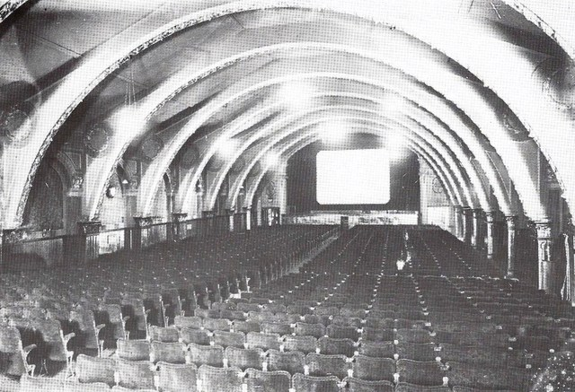 Agricultural Hall Cinema