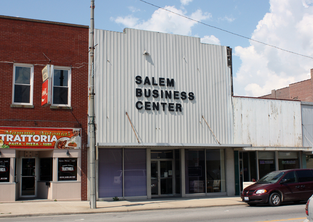 Lyric Theatre, Salem, IL