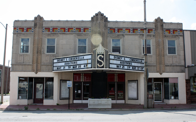 Salem Community Theatre and Cultural Center, Salem, IL