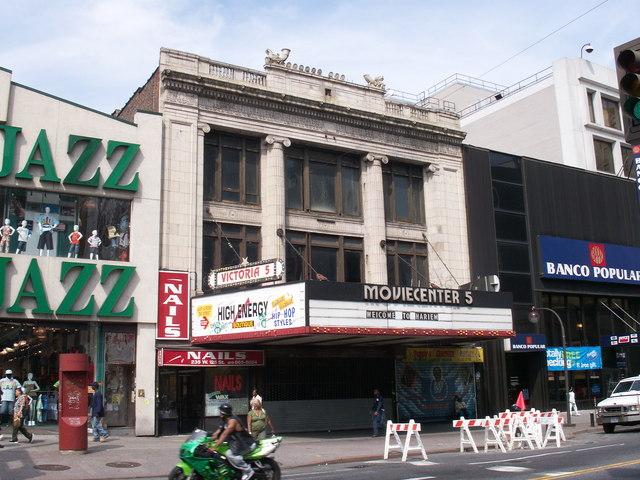 Loew's Victoria Theatre