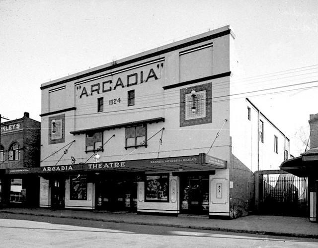 the original Arcadia