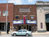 Boarman's Roxy Theatre, Shelbyville, IL