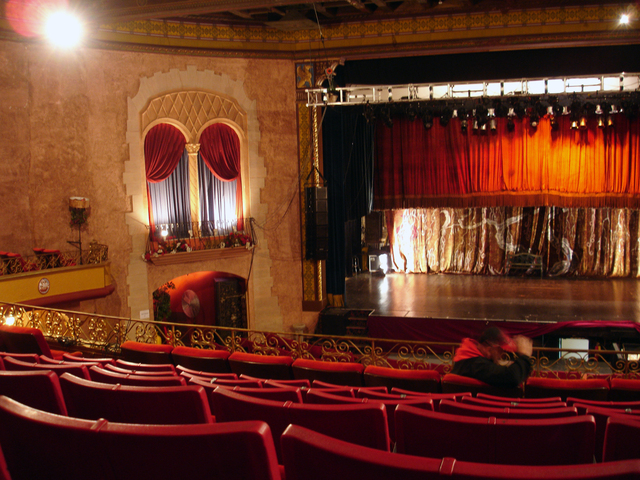 Arcada Theater In St Charles Il Cinema Treasures