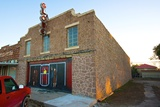 Globe Theater in Betram, TX