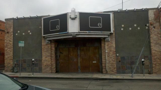 Las Palmas Theatre