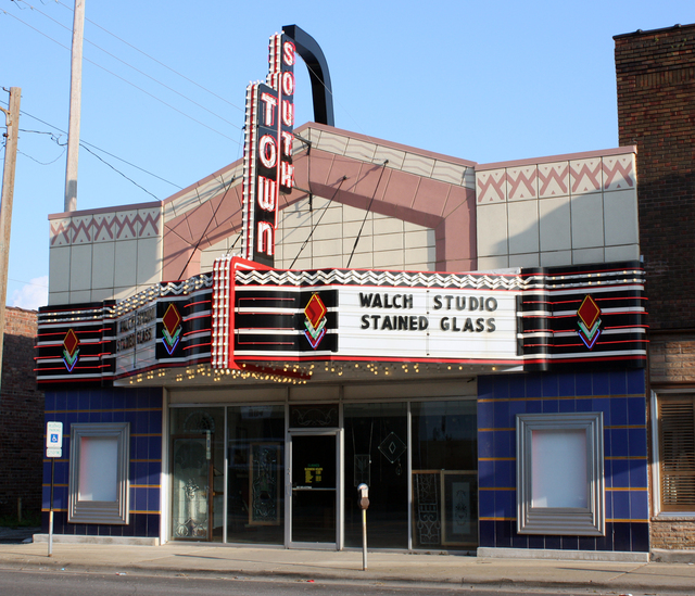 Southtown Theatre, Springfield, IL