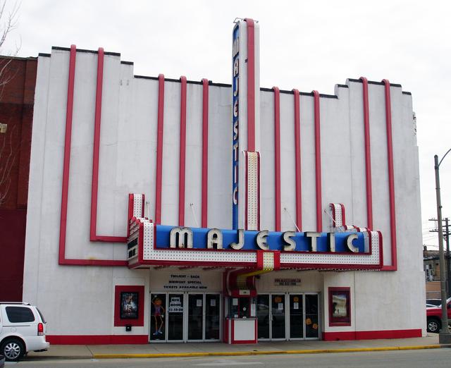 Majestic Theatre, Streator, IL