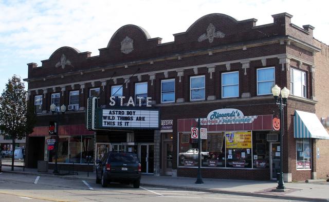 State Theatre, Sycamore, IL