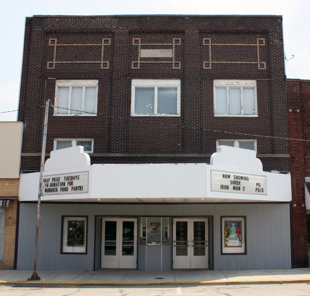 Gemini Cinemas, Villa Grove, IL