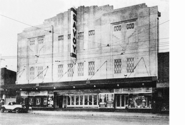 Hoyts Savoy Theatre