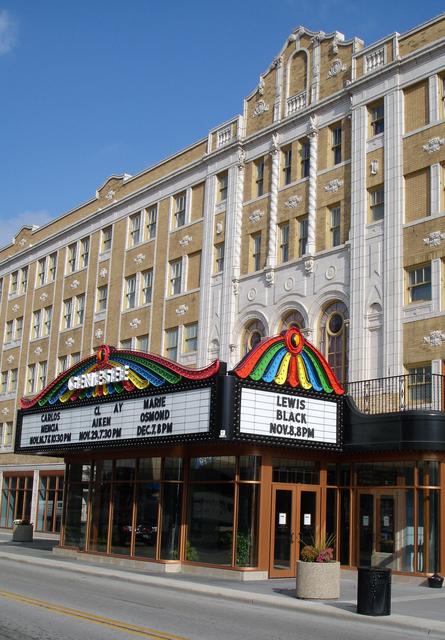 Genesee Theatre, Waukegan, IL