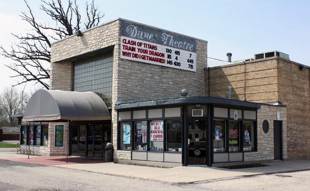 Dunes Theatres, Zion, IL