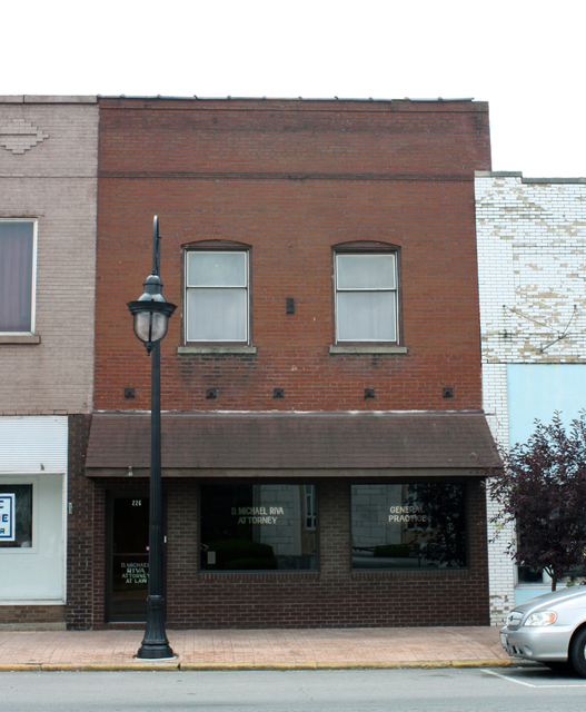Roxy Theater, West Frankfort, IL