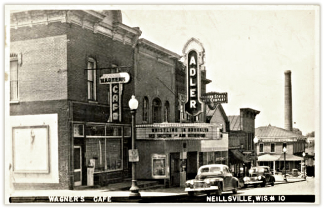 Adler...Neillsville Wisconsin
