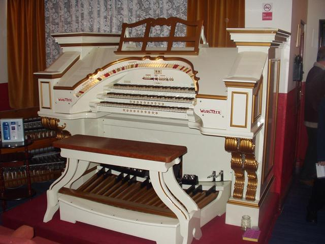 The Granada East Ham Wurlitzer