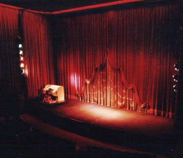The odeon after the 1960s refit