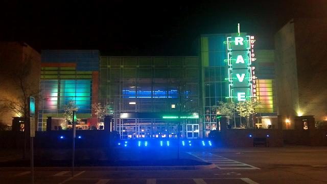 Al montgomery movie rave theater