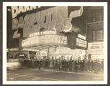 Astor theatre NYC