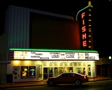 Fiske Lights Up at Night