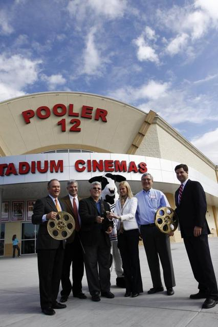Pooler Stadium Cinemas 12