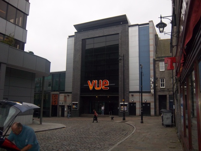 Vue Aberdeen