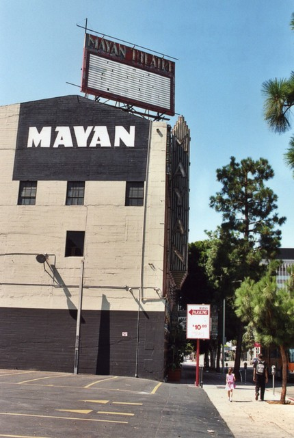 Mayan - Los Angeles, CA