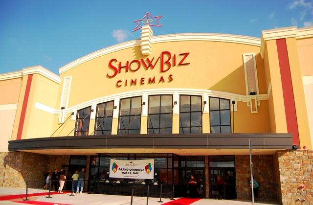 Showbiz Cinemas - Waxahachie Tx #2