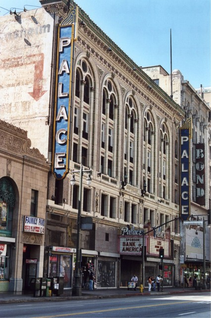 Palace Theatre - Los Angeles, CA