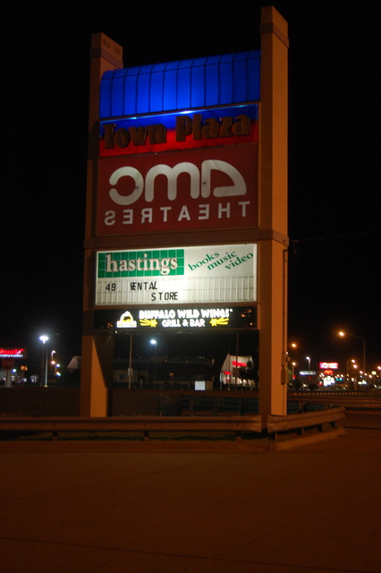 Town Plaza Cinemas