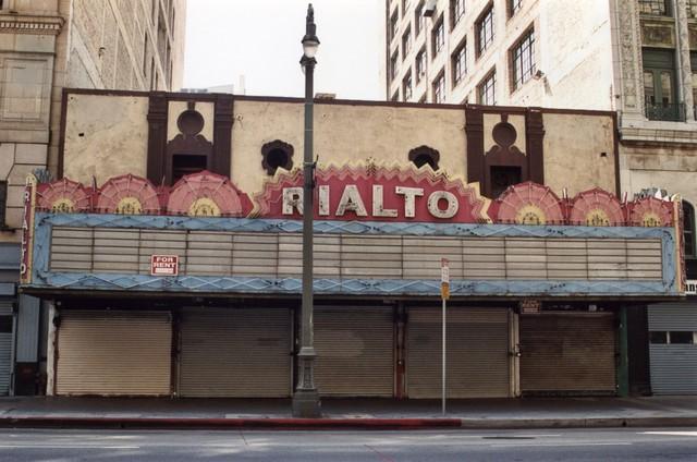 Rialto Theater - Los Angeles, CA
