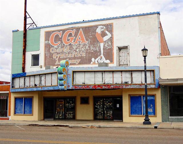 Gulf Theater - Robstown, TX