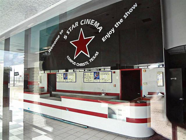 5 Star Cinema concession
