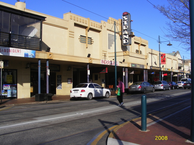 Strand Frontage, 2011.