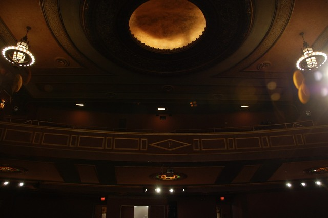Ceiling From Stage