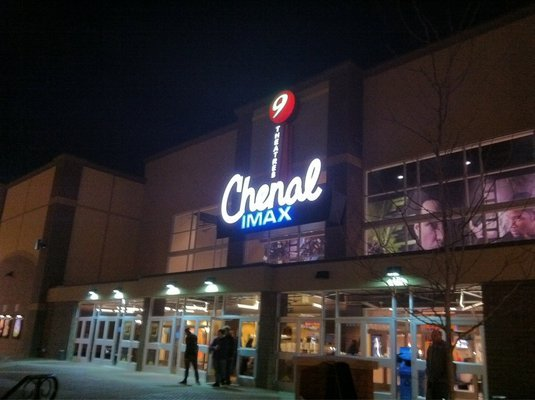 Chenal 9 + IMAX Theatre