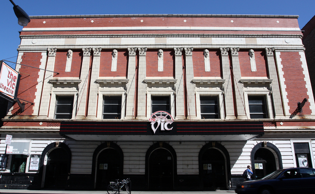 Vic Theatre, Chicago, IL