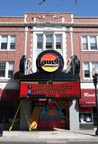 Laugh Factory (old Lakeshore Theatre), Chicago, IL