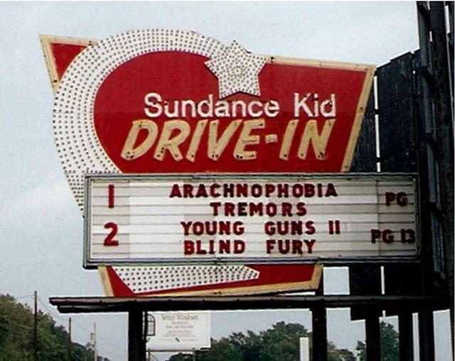 Sundance Kid Drive-In