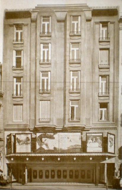 former Catalunya cinema