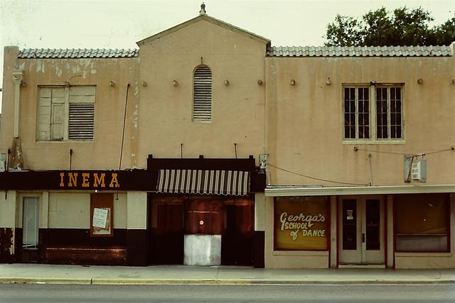 Princess Theater Circa 1982