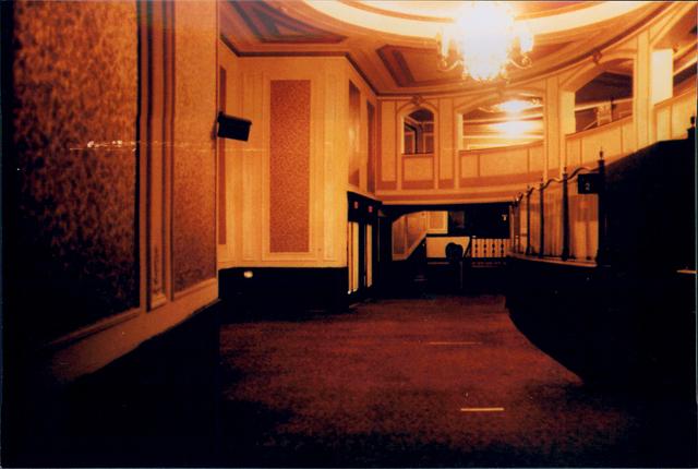 The Warner Rear Lobby