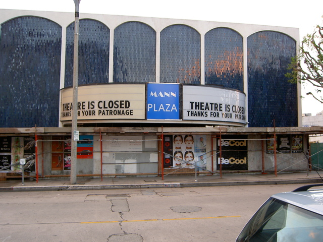 Mann Plaza December 2004