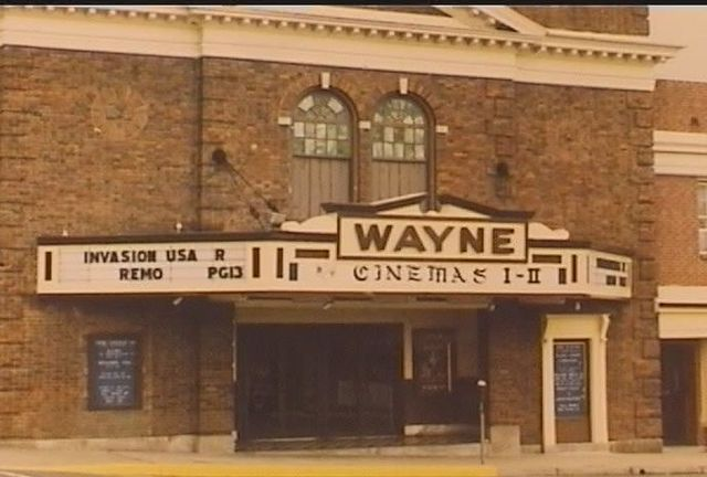 Wayne Cinemas I & II